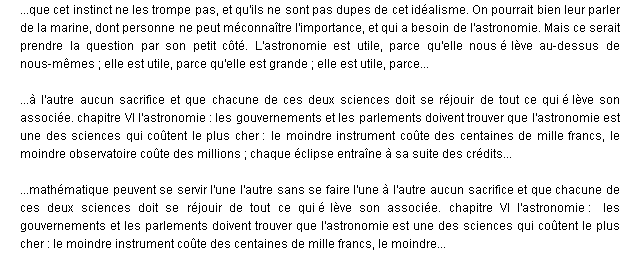 astronome definition