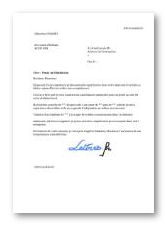 Contrat de maintenance type