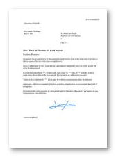 exemple lettre de motivation grande distribution