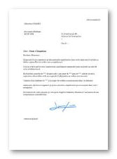 exemple lettre de motivation unicef Modèle et exemple de lettre de motivation : Enquêteur exemple lettre de motivation unicef