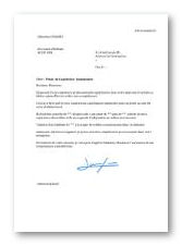 lettre de motivation humanitaire Exemple lettre de motivation humanitaire | Lahauteroute lettre de motivation humanitaire