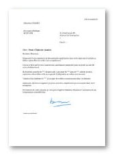 exemple lettre de motivation opticien Exemple Lettre De Motivation Opticien | Job Application Cover Letter exemple lettre de motivation opticien