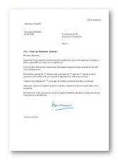 lettre de motivation onf Modèle et exemple de lettre de motivation : Technicien forestier lettre de motivation onf