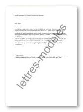 Modele Et Exemple De Lettres Type Aide Juridictionnelle Demande