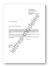Modele Et Exemple De Lettres Type Au President De La Republique