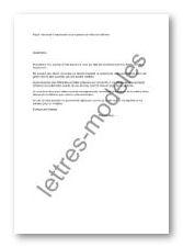 Modele Et Exemple De Lettres Type Autorisation Systeme De Video