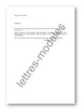 Modles de lettres pour lettre formelle invitation party - Exemple de lettre pour se porter garant ...