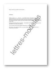 lettre motivation mutation fonction publique