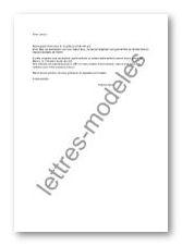 Modle et exemple de lettres type Invitation une runion de famille