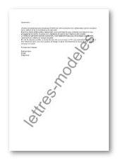 Modele Et Exemple De Lettres Type Mail Reponse Offre D Emploi
