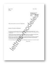 Mod le et exemple de lettres type plainte aupr s du - Porter plainte aupres du procureur de la republique ...