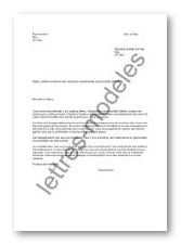 Mod le et exemple de lettres type plainte nuisances nouvelle soci t - Lettre de plainte pour nuisances sonores ...