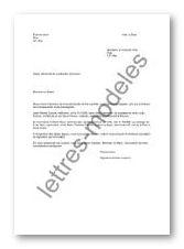 Mod le et exemple de lettres type publication de bans - Publication banc mariage ...