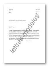 lettre de mecontentement au maire