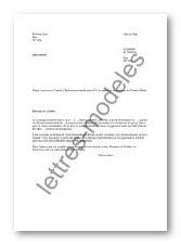 Modele Et Exemple De Lettres Type Recours Au Conseil D Etat