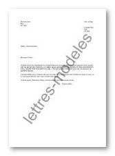 Modèle de lettre type - remerciements à un prêtre