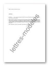 Lettre Demande De Revision De Bourse