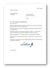 Modele Et Exemple De Lettre De Motivation Assistant De Communication