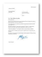 Modèle Et Exemple De Lettre De Motivation Officier De Carrière