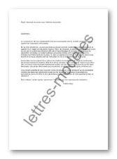 Modèle Et Exemple De Lettres Type Demande De Soutien
