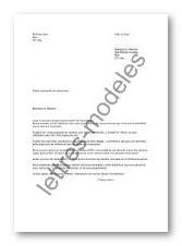 Modele Et Exemple De Lettres Type Demande De Subvention A Un Ministere
