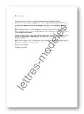Modele Et Exemple De Lettres Type Lettre De Soutien Apres Divorce