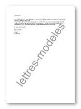 Modele Et Exemple De Lettres Type Mail Demande Negociation