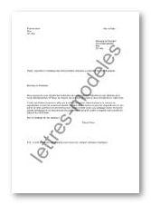 Modele Et Exemple De Lettres Type Petition Au President Du Conseil General