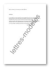 Modele Et Exemple De Lettres Type Reclamation Au Fournisseur Pour Qualite Inferieure 1