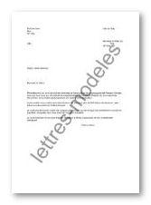 Modele Et Exemple De Lettres Type Remerciement Au Maire