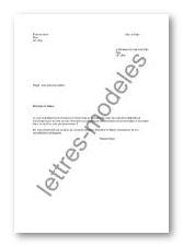 Modele Et Exemple De Lettres Type Vote Par Procuration